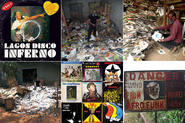 """Frank Gossner Serves Up Hot Vintage Afro-Pop With """"Lagos Disco Inferno"""""""