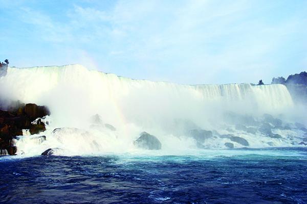 Extended Travel: Niagara Falls