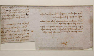 News: Lost Leonardo Work Discovered