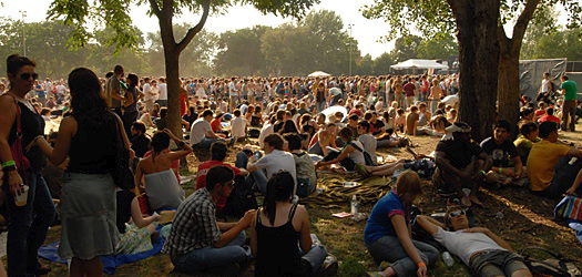 Museyon's Guide to: Pitchfork Festival